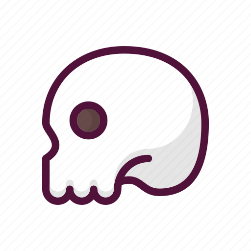Anatomy, bones, skull, bone, dead, halloween, skeleton icon - Download on Iconfinder