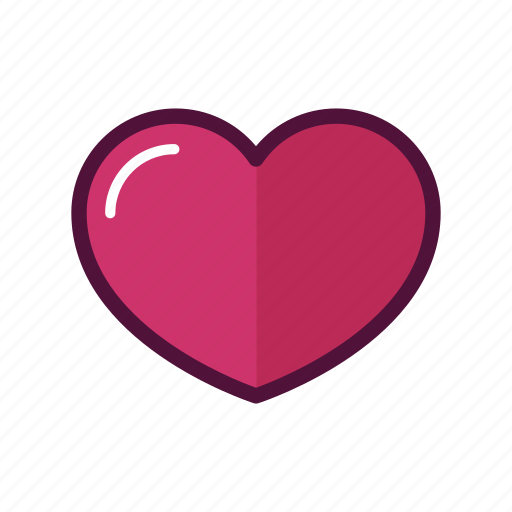favorite, heart, like, love, romance, romantic, valentine icon