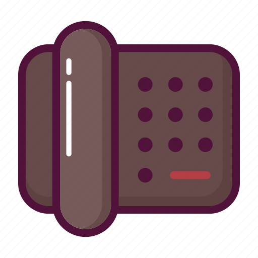 address, call, cell, communication, fax, phone, telephone icon