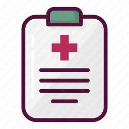 case, disease history, doctor, document, hospital, medical, medicine icon