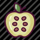 apple, diet, food, fruit, healthy, vitamin, vegetable