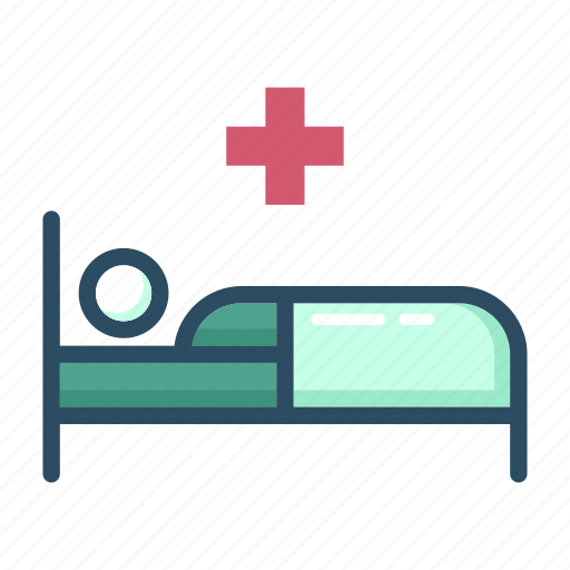ambulance, bed, clinic, doctor, healthcare, hospital, medicine icon