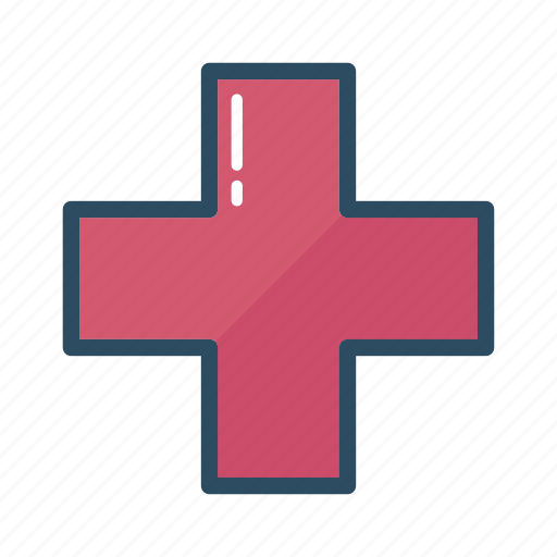 ambulance, cross, doctor, health care, healthcare, hospital, plus icon