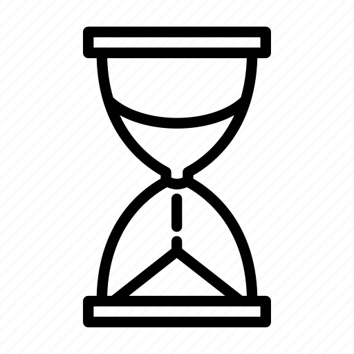 clock, hourglass, psychology, session, time, timer, watch icon