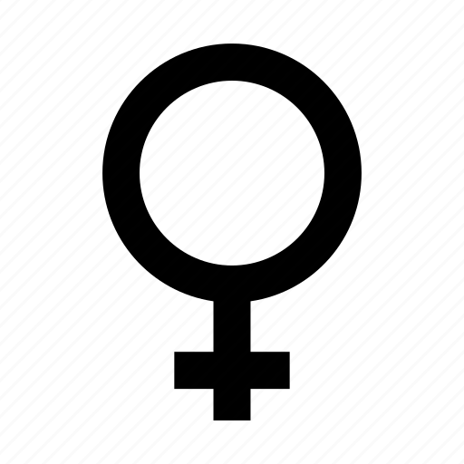 female, gender, gender symbol, girl, male, sex, woman icon