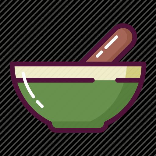 bowl, cooking, eat, food, medicine, pound, pounder icon