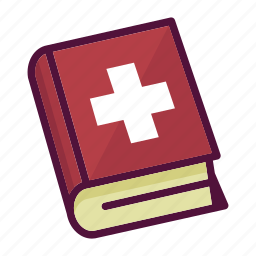 book, education, healthcare, learning, medicine, reading, study icon