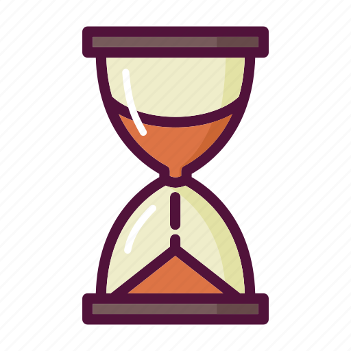 hourglass, psychology, session, time, timepiece, timer, wait icon