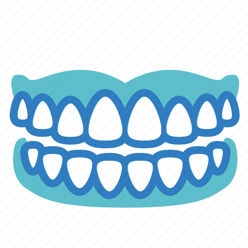 dental, denture, mouth, oral, oral cavity, stomatology, teeth icon