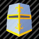 armor, headpiece, helm, helmet, knight, medieval icon