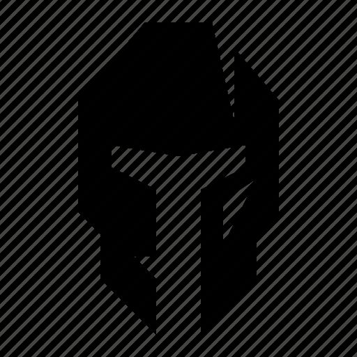 Armor, helmet, knight helmet, medieval helmet, protection, warrior icon - Download on Iconfinder