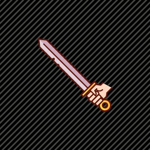 battle, fight, sword icon