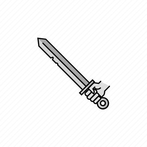 battle, fight, medieval, sword icon