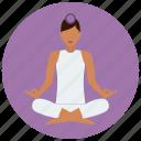 chakra, meditation, crown, sahasrara