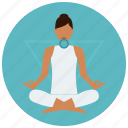 chakra, meditation, throat