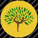 meditation, poses, yoga