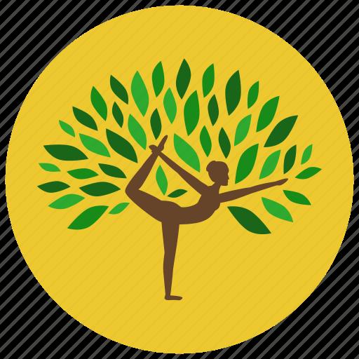 meditation, poses, yoga icon