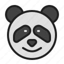 animal, cute, mammals, panda, zoo