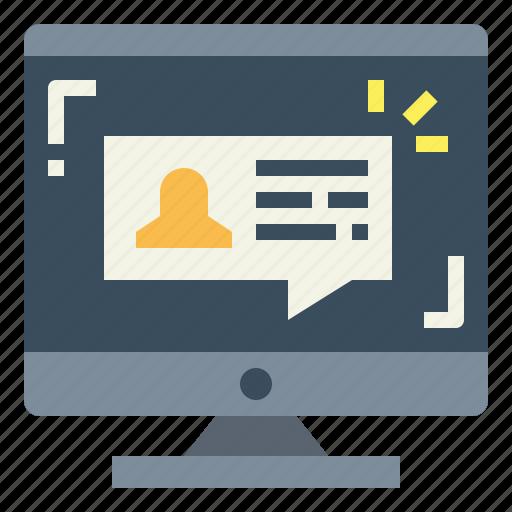 commerce, internet, notification, shopping icon