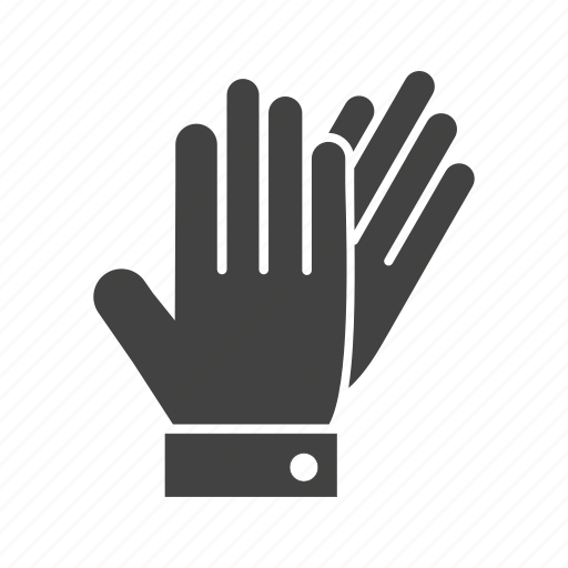 clothes, fashion, gloves, leather, men, pair, season icon