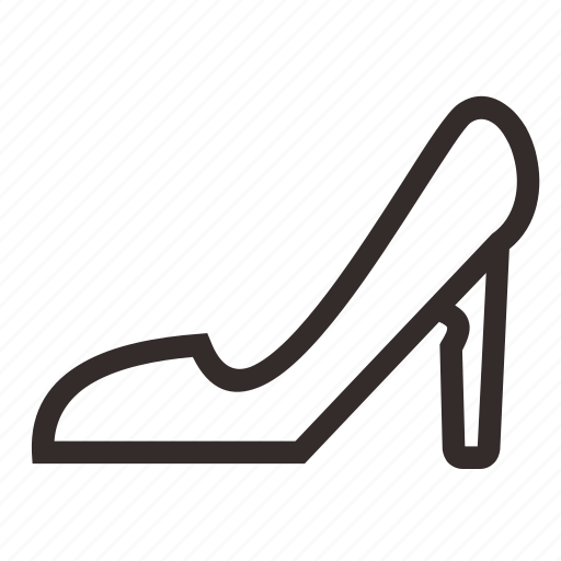 Shoes, heel, woman, sandals, shoe, boots icon