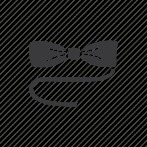 bow, bow tie, bowtie, butterfly tie, dress code, men's accessory, tie icon