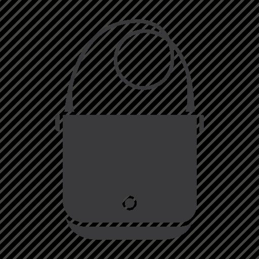 accessory, backpack, handbag, haversack, knapsack, laptop bag, packsack icon