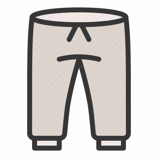 clothes, clothing, fashion, male, men, trouser icon