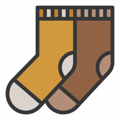 clothes, clothing, fashion, male, men, socks icon