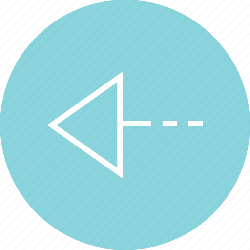 arrow, nav, navigation icon