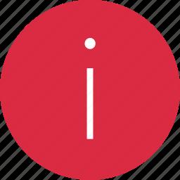 info, information, more, nav icon