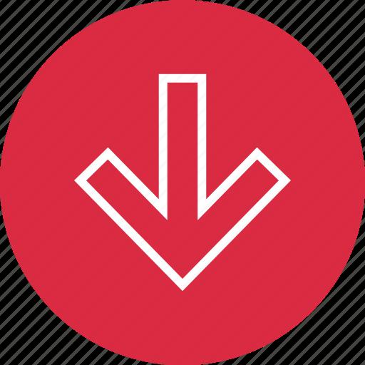 arrow, nav, navigation, ui icon