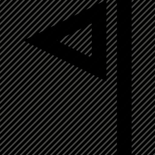 favorite, flag, save icon