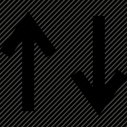 activity, arrows, internet icon