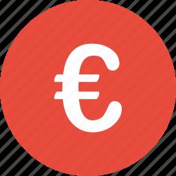 euro, money, nav, navigate, navigation, sign, ui icon