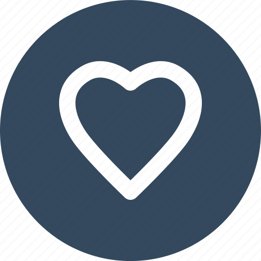 favorite, heart, love, nav, navigate, navigation, ui icon
