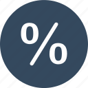 interest, nav, navigate, navigation, percentage, rate, ui icon