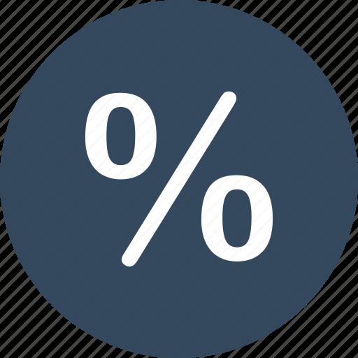 interest, nav, navigate, navigation, percentage, rate, ui icon