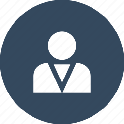 customer, friend, menu, nav, navigation, person, ui icon
