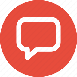 bubble, chat, menu, nav, navigation, talk, ui icon