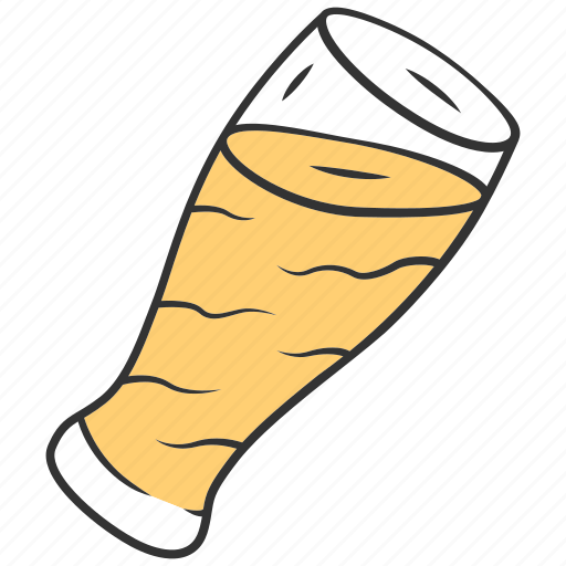 ale, bar, beer, glass, lager, pub, restaurant icon