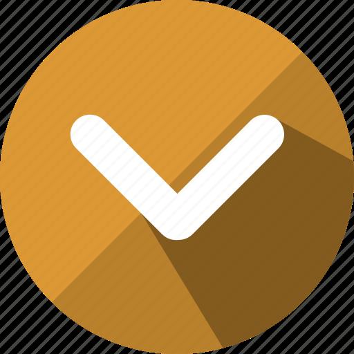 arrow, arrows, direction, down, download, navigation icon