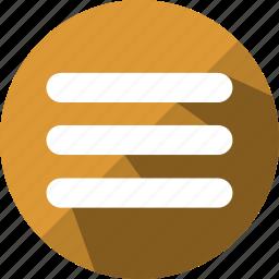 dropdown, menu, option, responsive, setting, system, tool icon