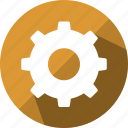 gear, optimization, perferences, repair, setting, tool icon