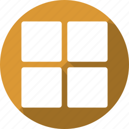 grid, interface, menu, responsive, start, window, windows icon