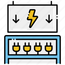 cable, electronics, energy, power