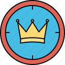 achievement, business goal, company goal, merger, success goal, working goal icon