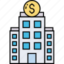 acquisition, business, business cooperation, business investment, business management, merger icon