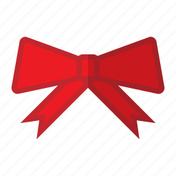 bow, christmas, gift, holiday, winter icon