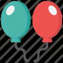 balloon, christmas, decoration, holiday, merry, winter, xmas
